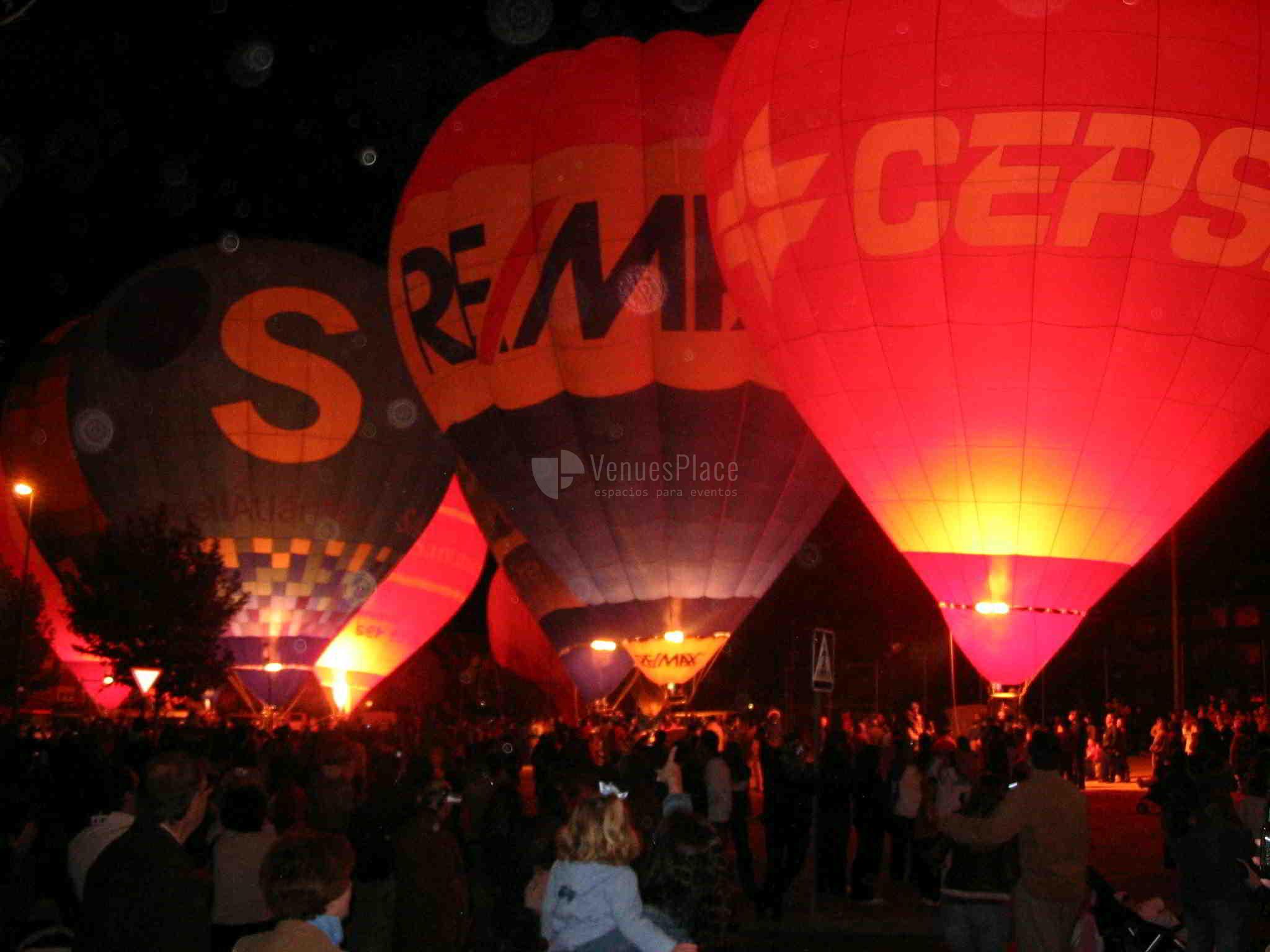 Eventos de empresa en Aeródromo Villanueva del Pardillo