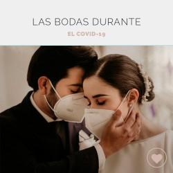 Bodas durante el Coronavirus