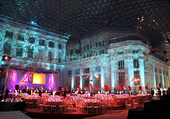 Presentación de producto, Palacio de Cibeles Mónico Catering