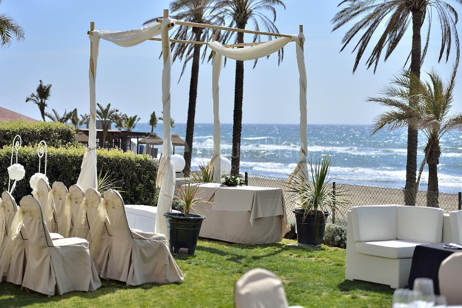 Hoteles de ensue o para una boda junto al mar en m laga for Hoteles junto al mar