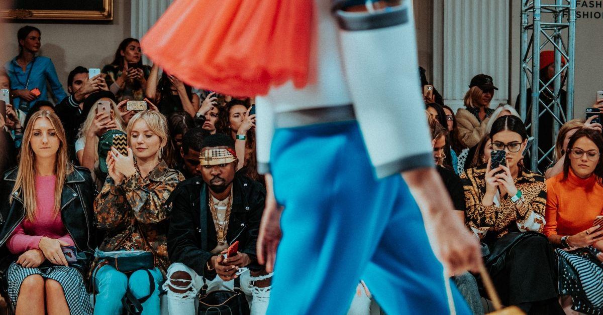 organizar desfile de moda