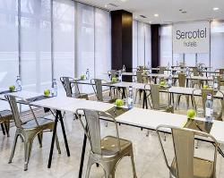 Sala New York en Sercotel Madrid Aeropuerto