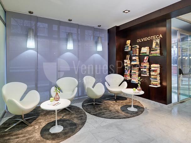 Interior 1 en Sercotel Madrid Aeropuerto