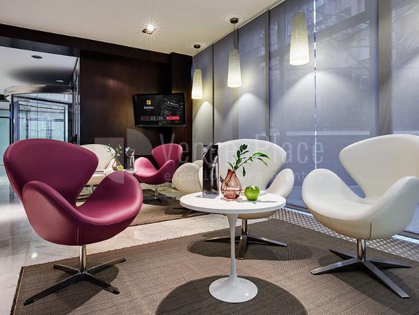 Interior 4 en Sercotel Madrid Aeropuerto