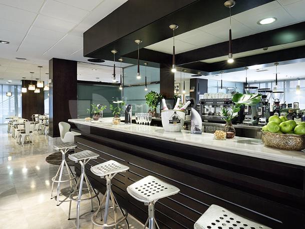 Interior 3 en Sercotel Madrid Aeropuerto