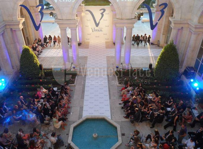 Desfiles de moda, showrooms y otros eventos en Casa de Velázquez