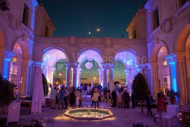 Eventos nocturnos en Casa de Velázquez