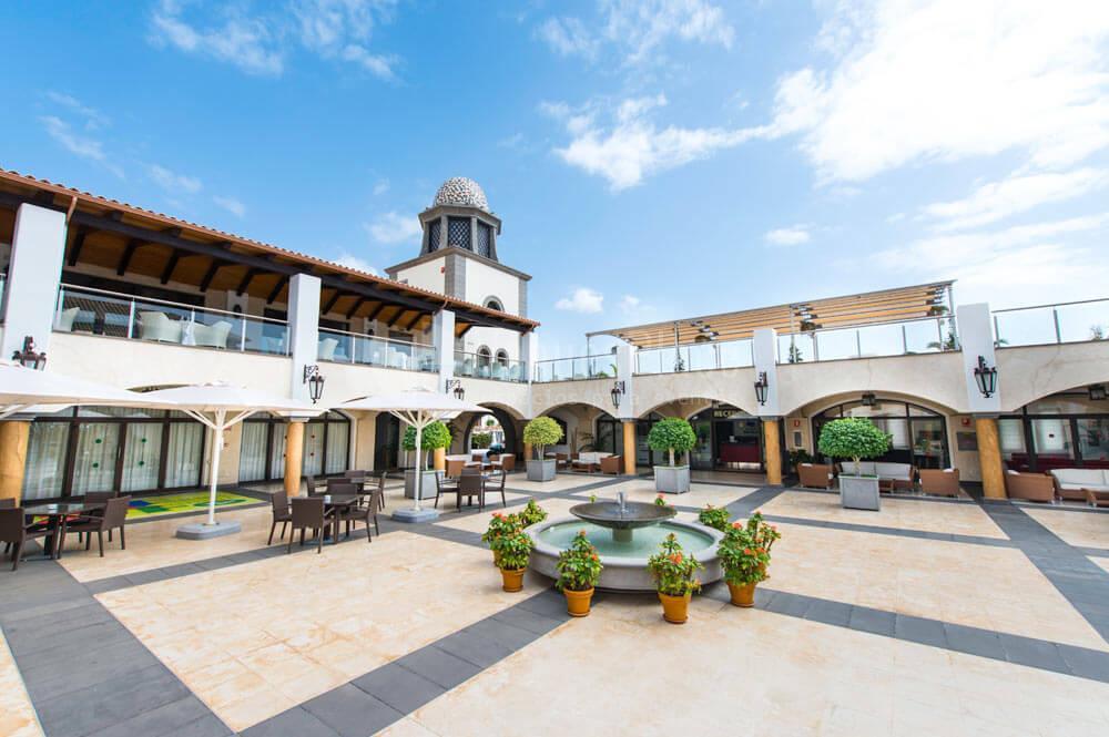 Exterior 16 en Hotel Suite Villa María
