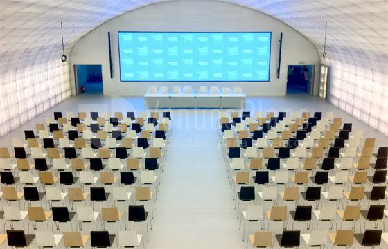 Conferencias, reuniones, presentaciones en Casa del Lector