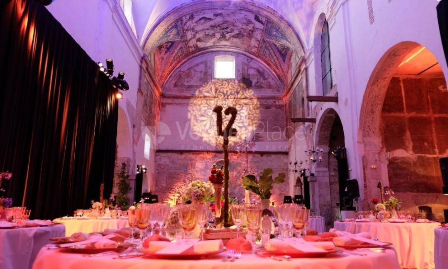 Montaje 3 en Abadía de Párraces