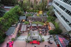 Montaje 28 en Hotel Miguel Ángel