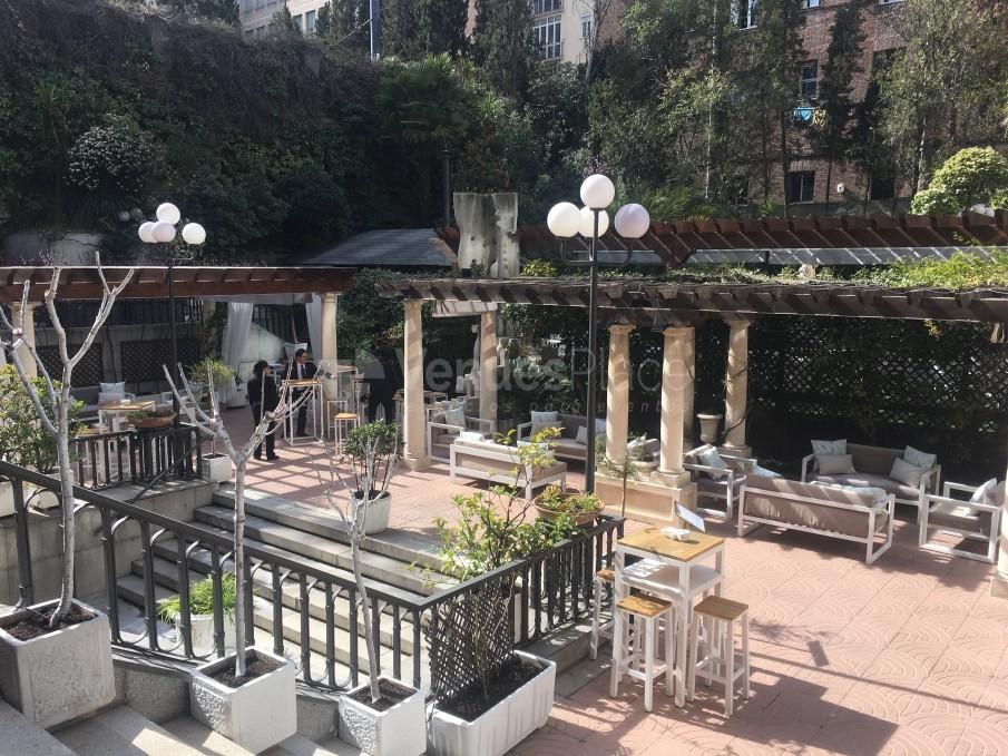 Exterior 2 en Hotel Miguel Ángel