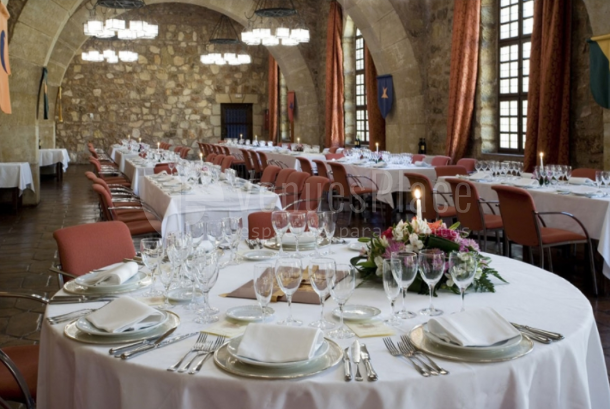 Comidas y cenas de empresa en Parador de Sigüenza