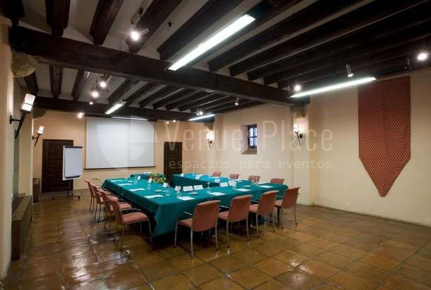 Reuniones y conferencias en Parador de Sigüenza