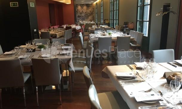 Interior 6 en Ascent Restaurant