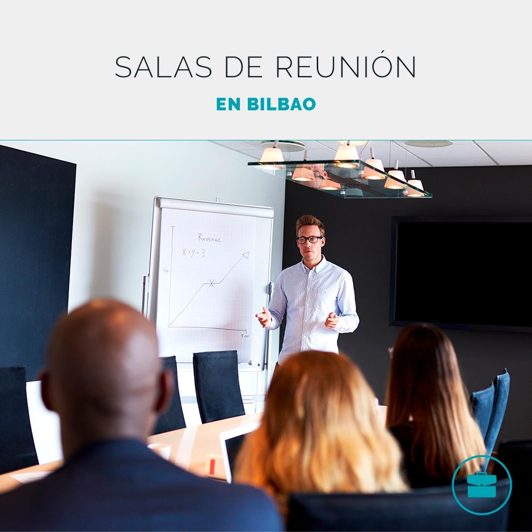 Salas de reunión Bilbao