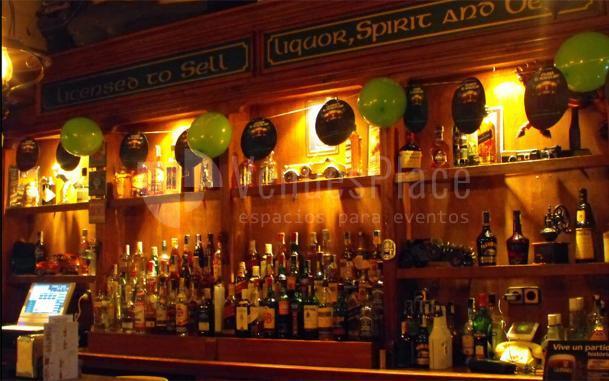 taberna irlandesa