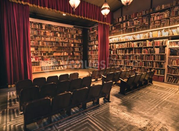 Interior 1 en El siglo