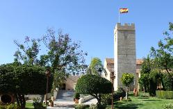 Monasterio de Monte Carmelo en Provincia de Sevilla