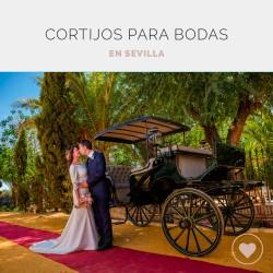 Cortijos para bodas en Sevilla