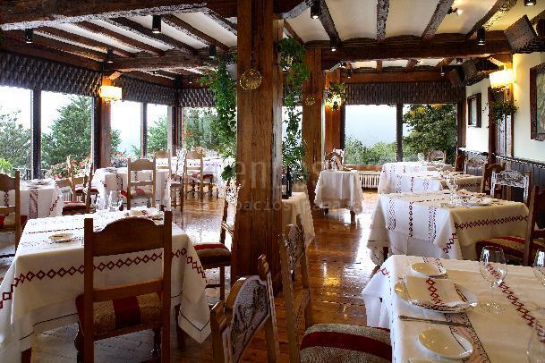 Montaje comunión en el Restaurante Andra Mari