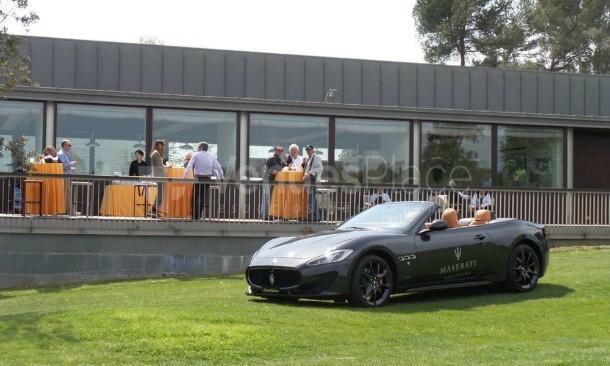 Montaje 12 en Real Club de Golf El Prat