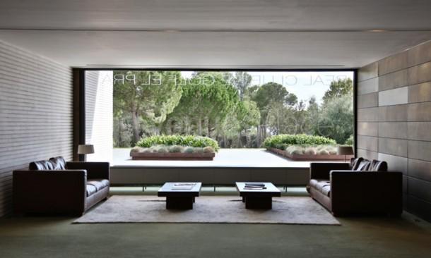Interior 2 en Real Club de Golf El Prat