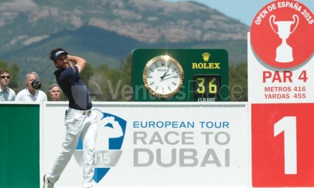 Montaje 2 en Real Club de Golf El Prat