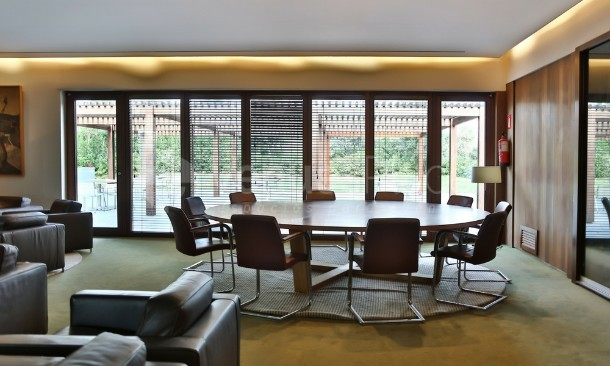 Interior 1 en Real Club de Golf El Prat