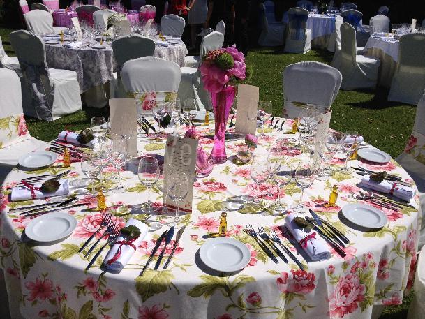 Decoración Floral para su evento en el Hotel Gran Meliá Don Pepe*****