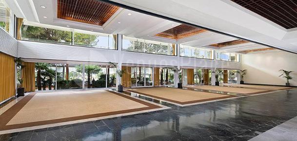 Hotel Gran Meliá Don Pepe***** instalaciones