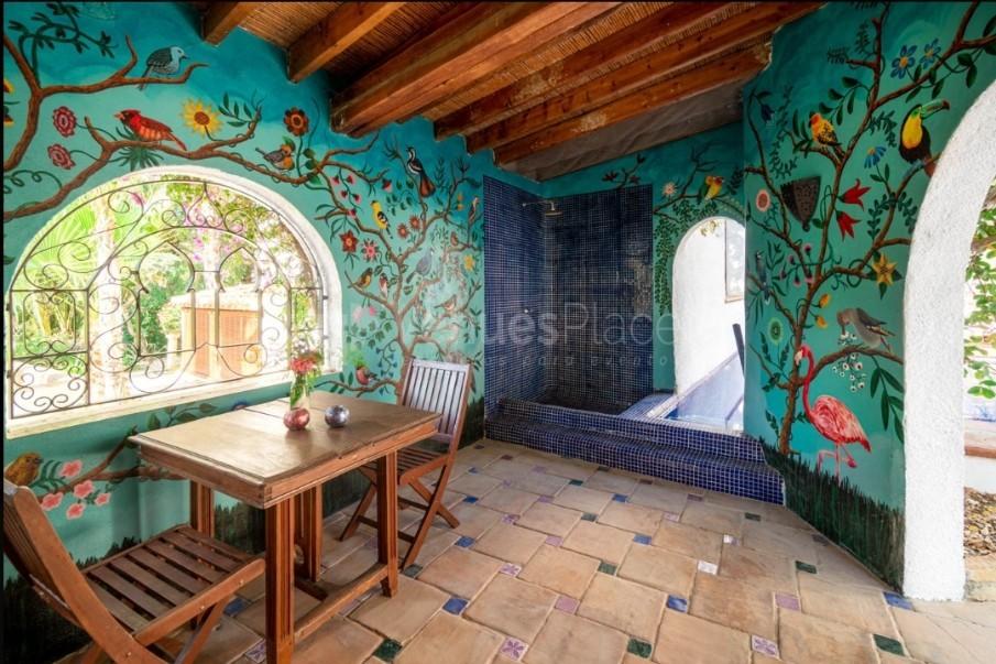 Birds room