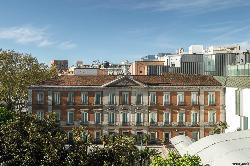 Museo Thyssen Bornemisza en Madrid-centro