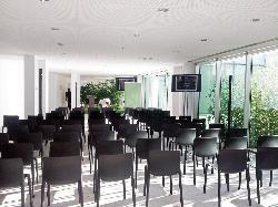 Montaje para evento corporativo en Museo Thyssen Bornemisza