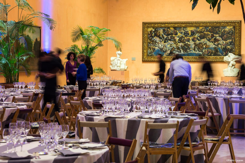 Organiza tu evento en el Hall Central en Museo Nacional Thyssen-Bornemisza