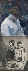 Picasso / Lautrec