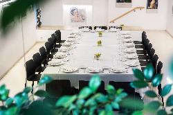 Interior Reservado Cafetería-Restaurante