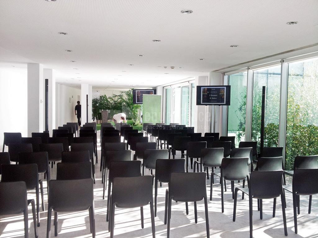 Montaje para evento corporativo en Museo Nacional  Thyssen-Bornemisza