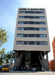 Hotel 4 Barcelona en Barcelona