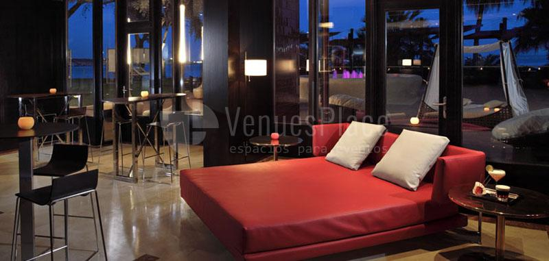 BAR GABI & LOUNGE DE MELIÁ DEL MAR