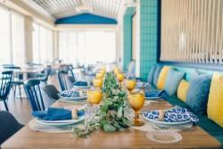 Montaje 2 en Restaurante Maremar