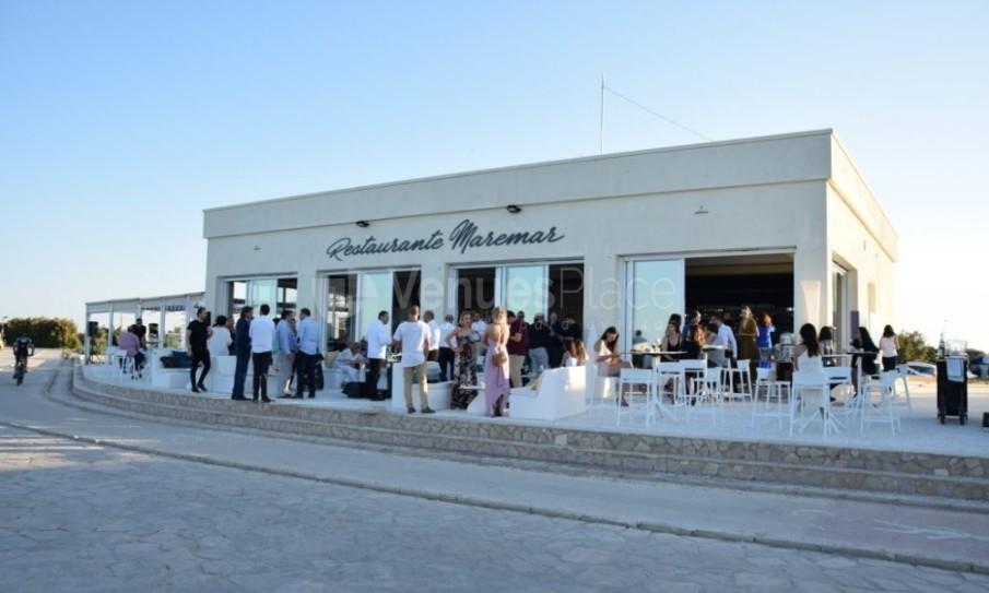 Exterior 3 en Restaurante Maremar
