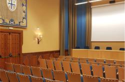 Salón de actos en El Jaral de Mónico
