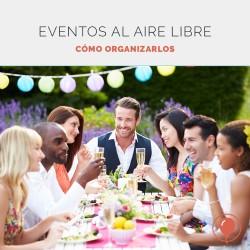 Cómo organizar un evento al aire libre