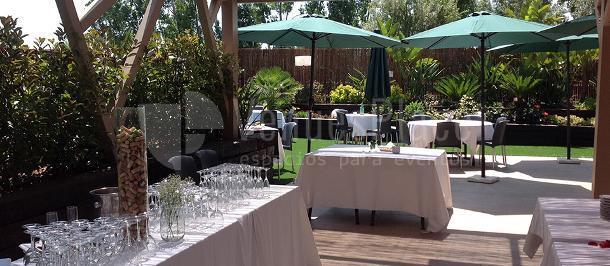 Celebra tu evento en las terrazas del Restaurante Las Botas
