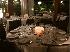 Montaje para cenas en el Restaurante Las Botas