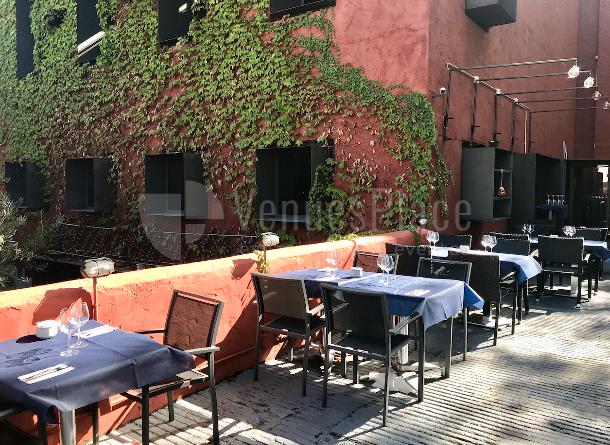 Restaurantes con espect culo para eventos para empresas en for Restaurantes con piscina en comunidad de madrid