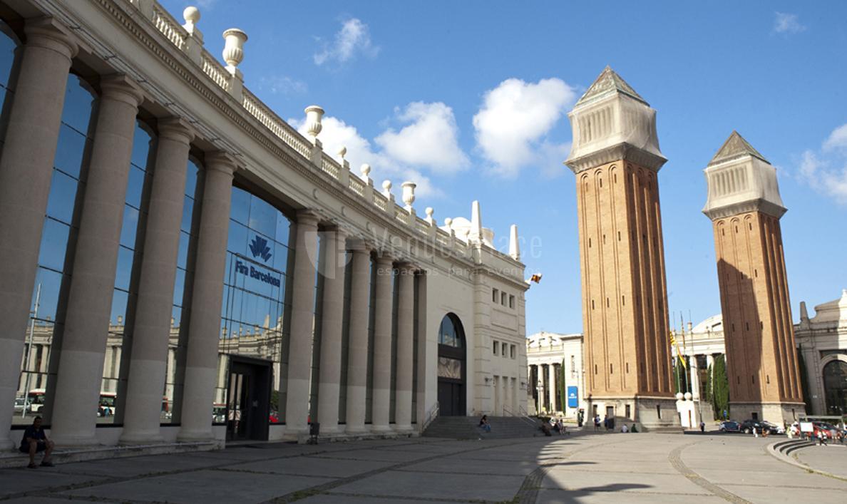 Exterior 5 en Fira Barcelona: Montjuïc y Gran Via.