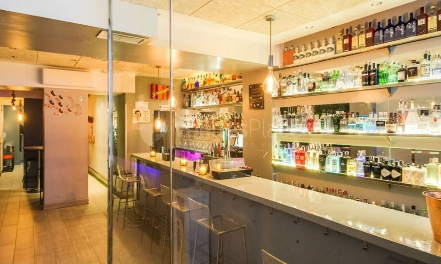 Interior 10 en Jorge Juan 92 - Gin Club