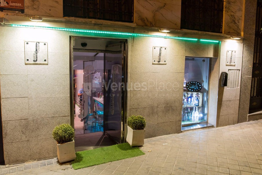 Exterior 1 en Jorge Juan 92 - Gin Club